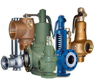 ASME Certified Safety Relief Valves