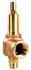 Aquatrol Series 740 safety and relief valve