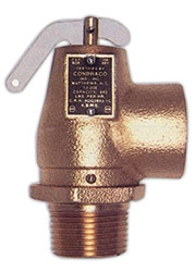 Conbraco 13 Series Low Pressure Steam Safety Relief Valves