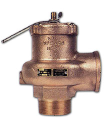 Conbraco 14-200 Low Pressure Steam Safety Relief Valves