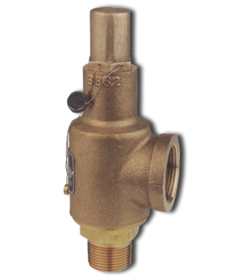 Rockwood Swendeman Cryogenic Service RXSO Bronze Safety Relief Valves